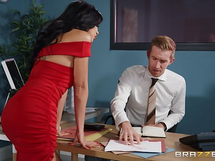 Hard assignation sex with the new secretary